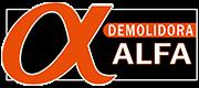 ALFA Demolidora – Demolição e Locação de Máquinas.