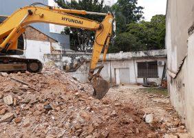 Ampliação do Estacionamento da Padaria Leão Xlll na Casa Verde