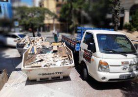 Demolição no Hotel Meliã no Itaim Paulista